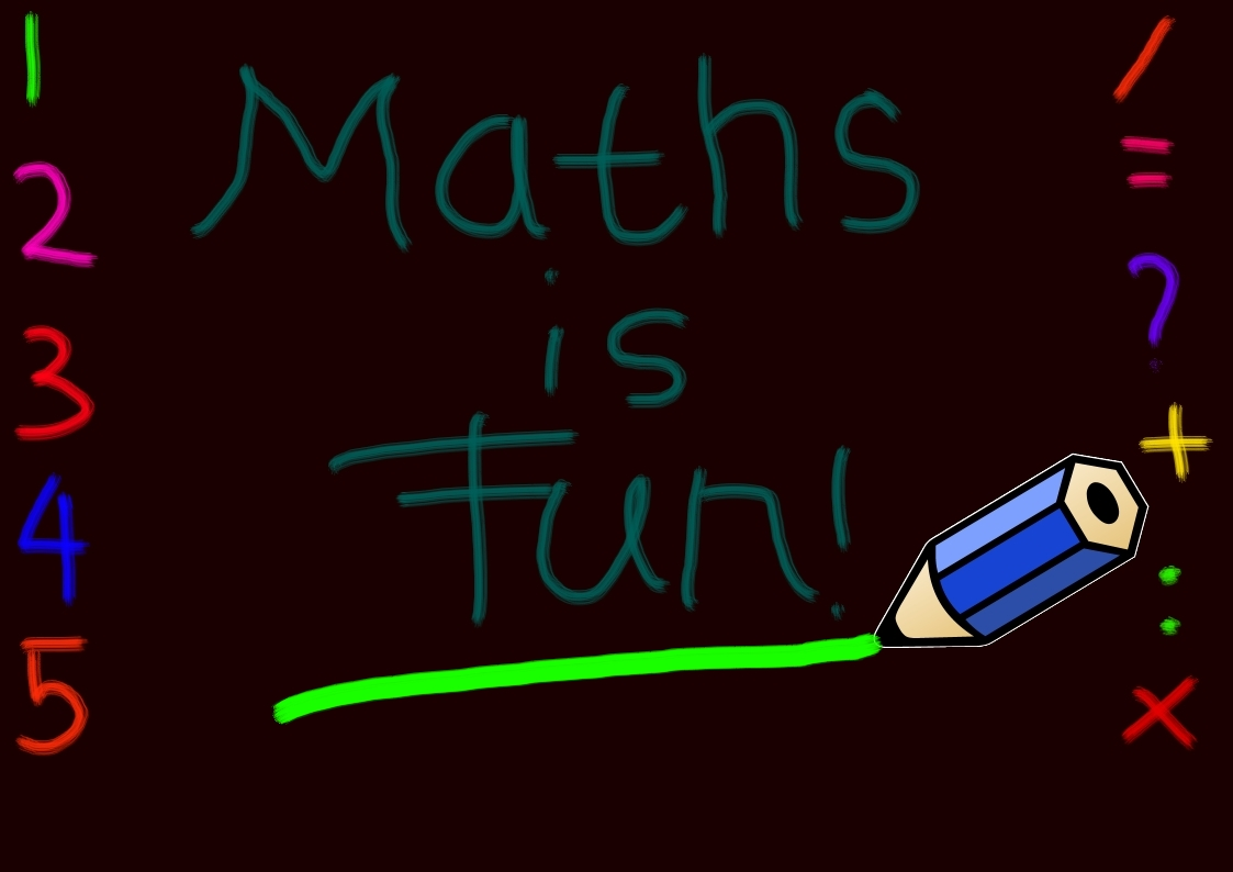 Maths For Fun | Little Miss Teacher