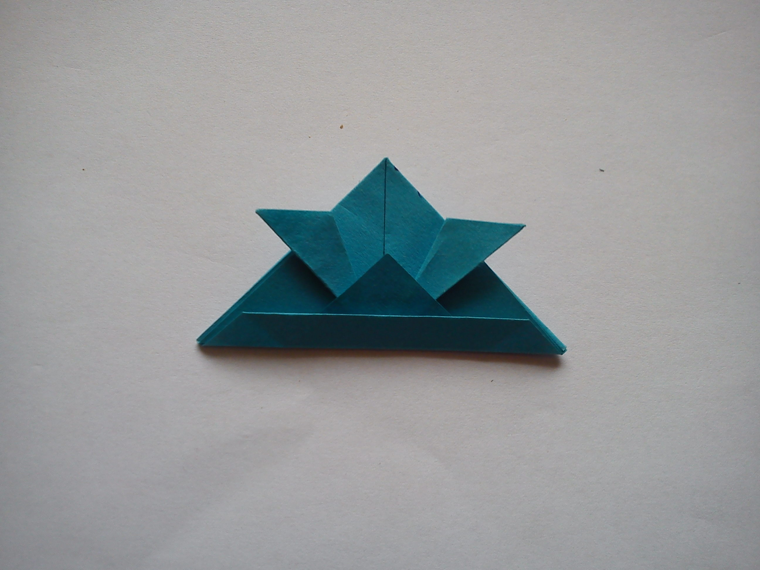 Arts & Crafts; Origami for Kids, Step by Step How to Make ... - photo#24