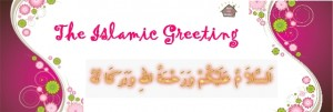 islamic greeting