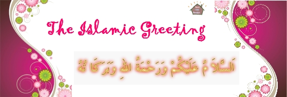 Who was the first person to say assalamualaikum the resources of islamic greeting m4hsunfo