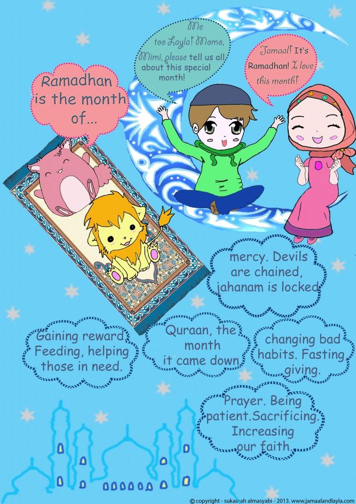 final ramadhan poster