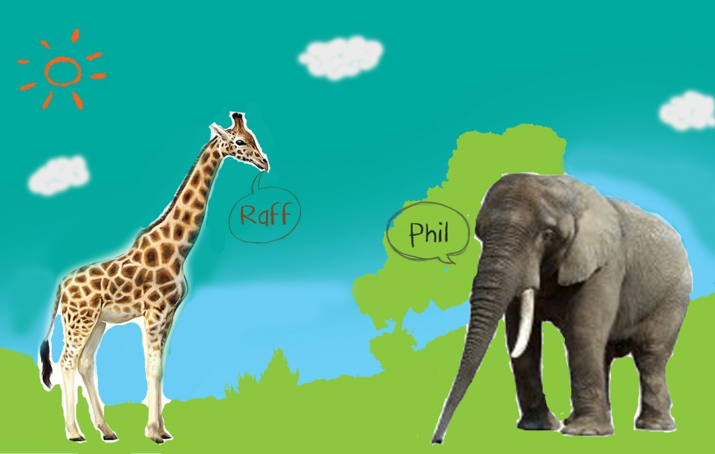 Raff and Phil