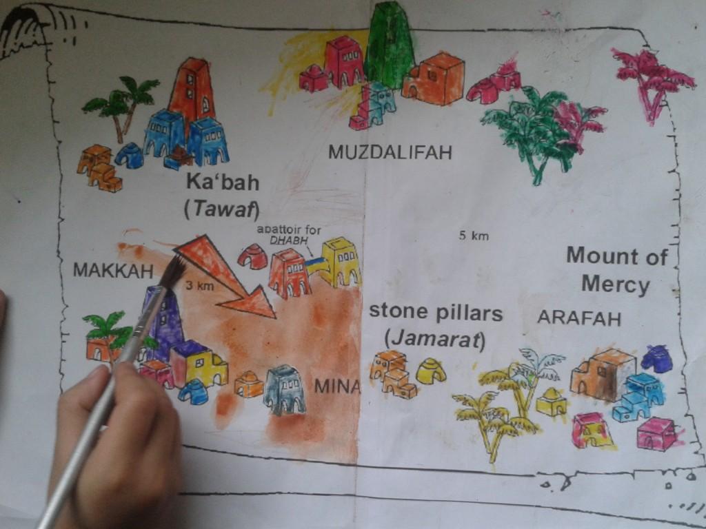 hajj map 6