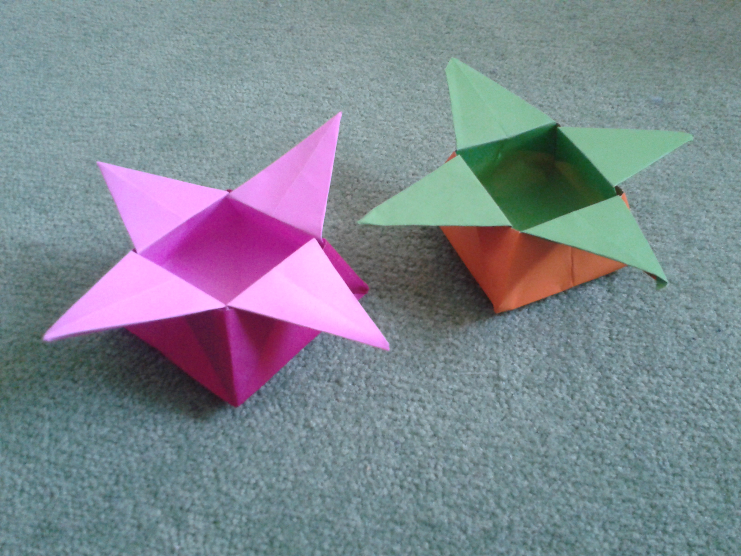 Origami for kids the resources of islamic homeschool in the uk origami box jeuxipadfo Choice Image