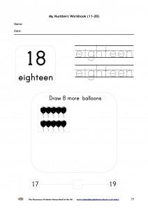 My Numbers Workbook 11-20-p17
