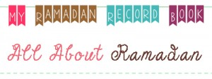 My ramadan record