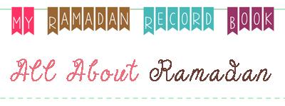 My Ramadan Record Below Are Haram Days To Fast
