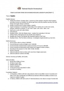 Year 5 Autumn 1 Term 1 2018 Lesson Plans-page-001